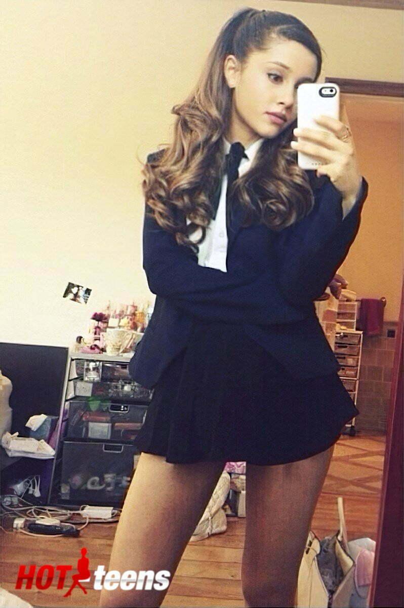 Vagina ariana grande Ariana Grande